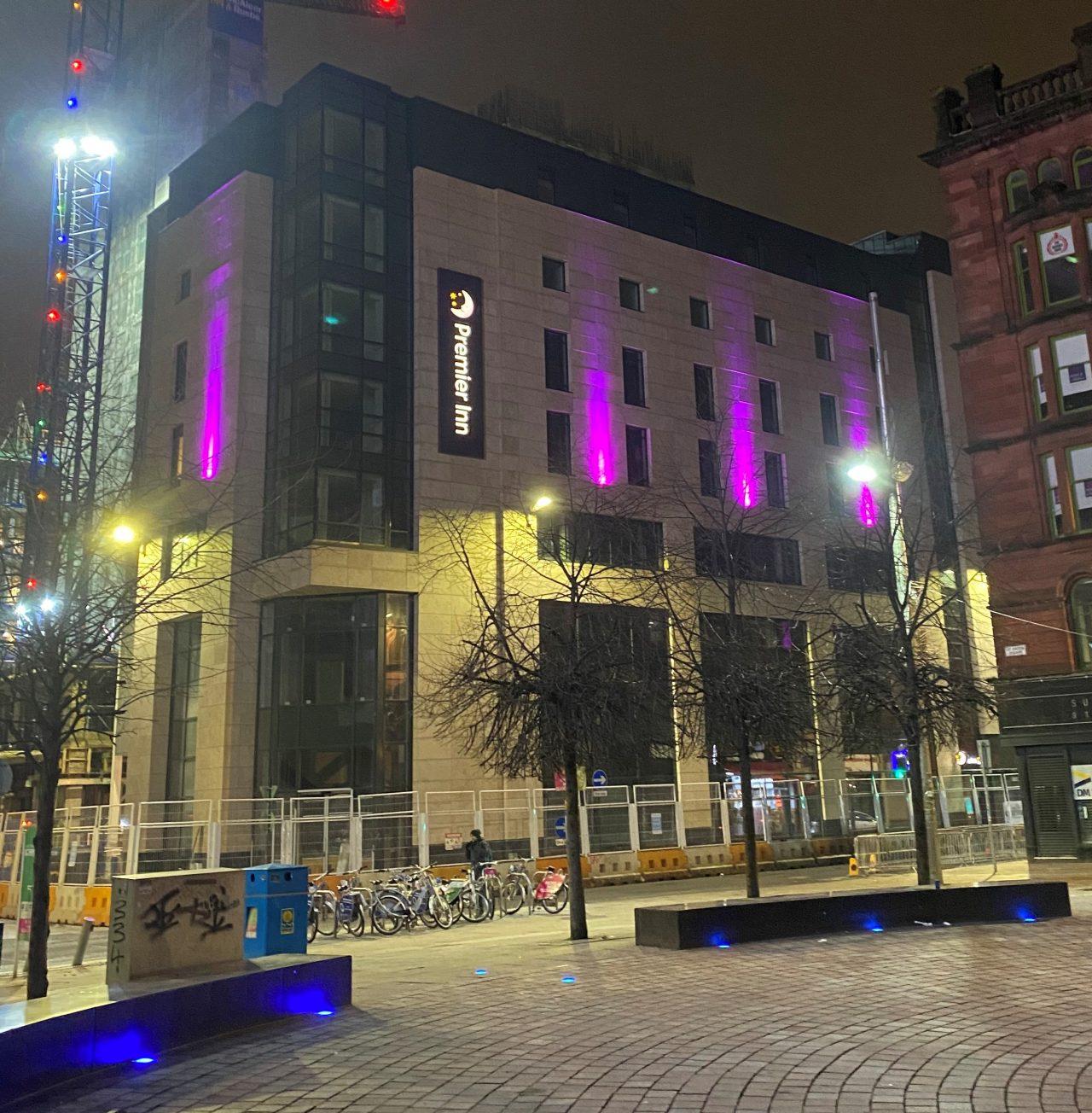 Premier Inn Glasgow City Centre St Enoch Square January 2021 2