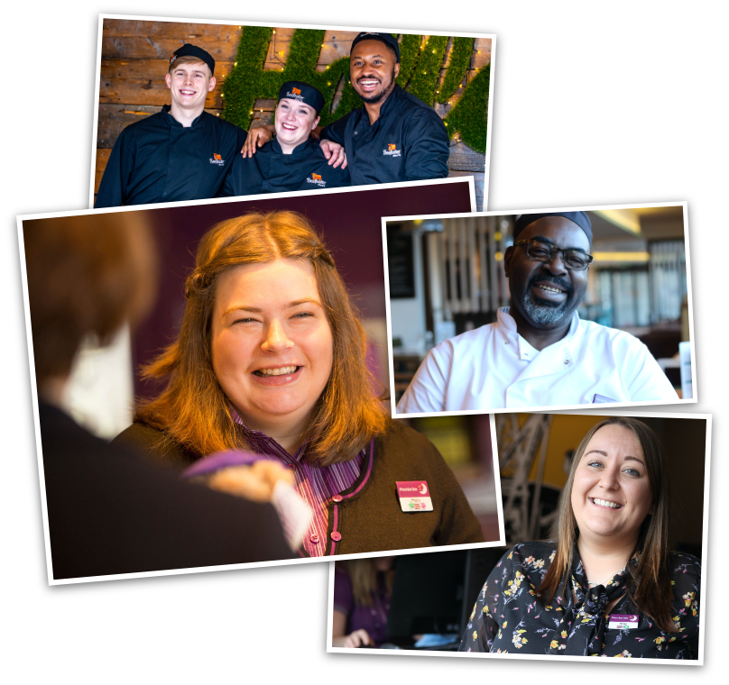 Opportunity At Whitbread