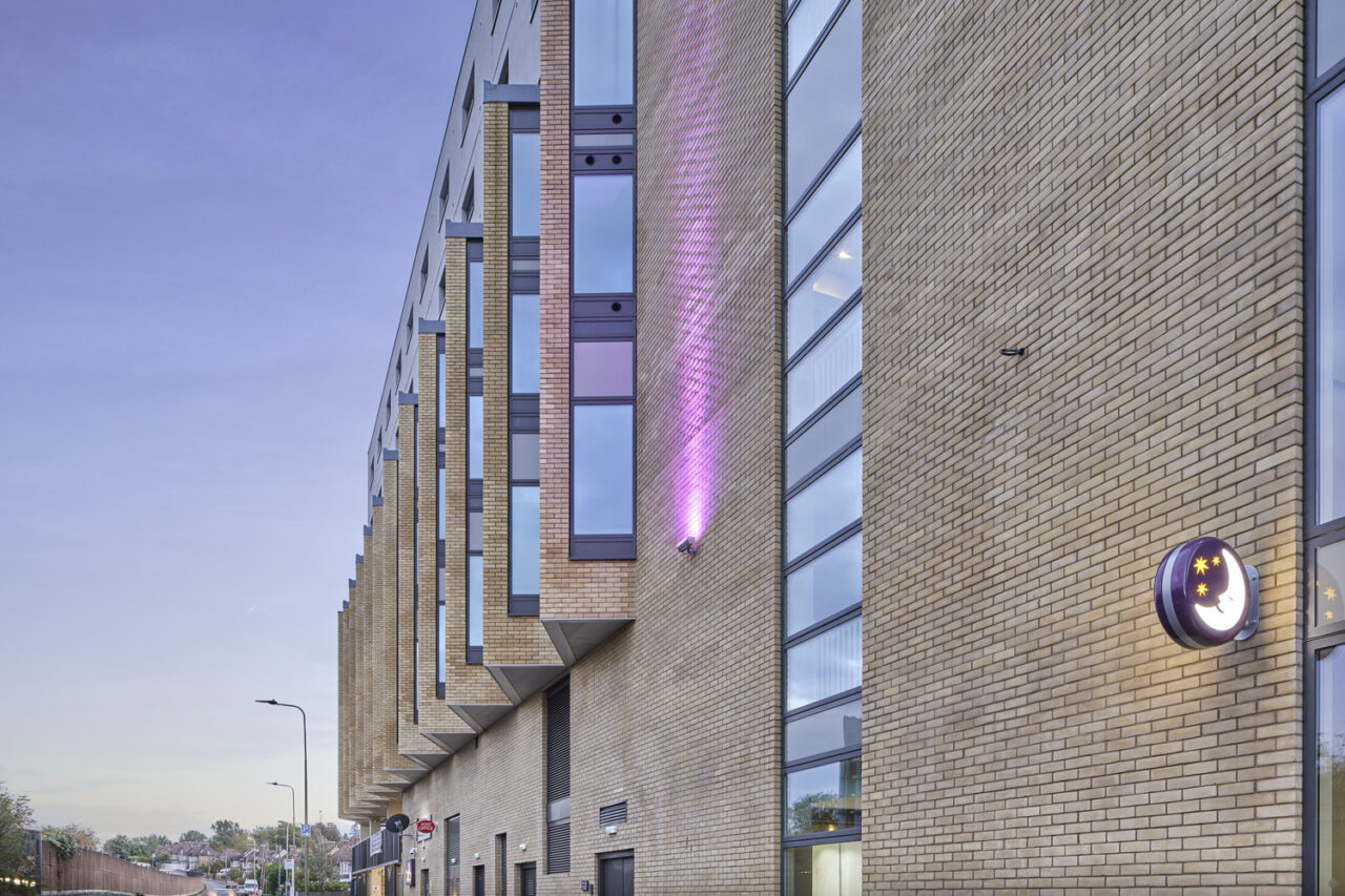 Premier Inn Oxford Botley External Elevation And Signage February 2021 Courtesy Of The Botley Development Company