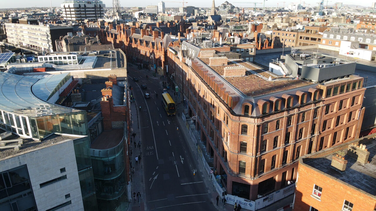 Premier Inn South Great George's Street Hotel May 2021 Image Courtesy Of Greenleaf Group