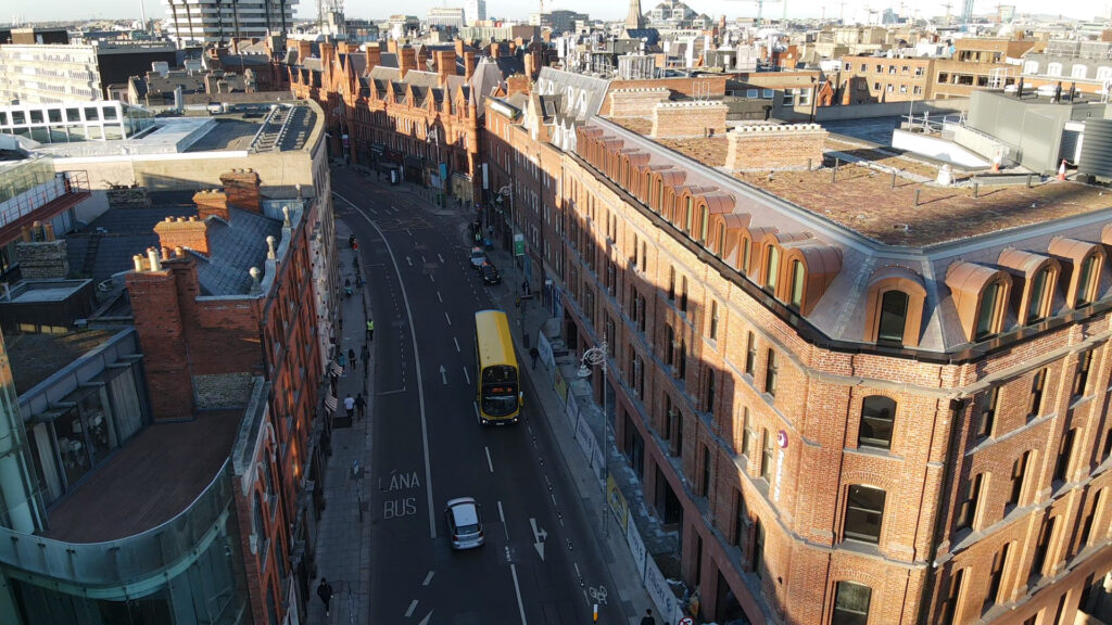 Premier Inn South Great Georges Street May 2021 Sggs Elevation