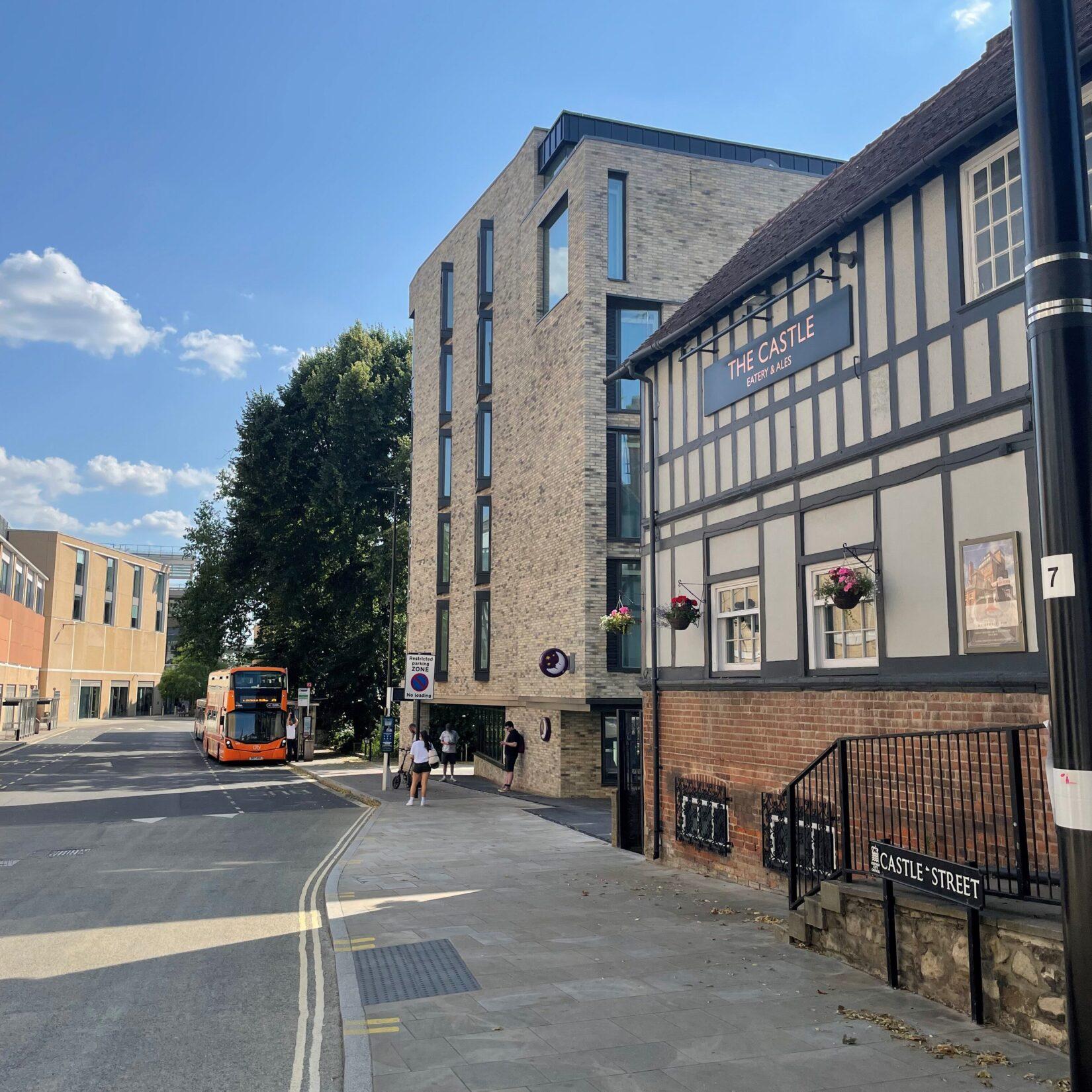 Premier Inn Oxford City Centre Westgate 90 Bedroom Hotel Opens 23rd July 2021