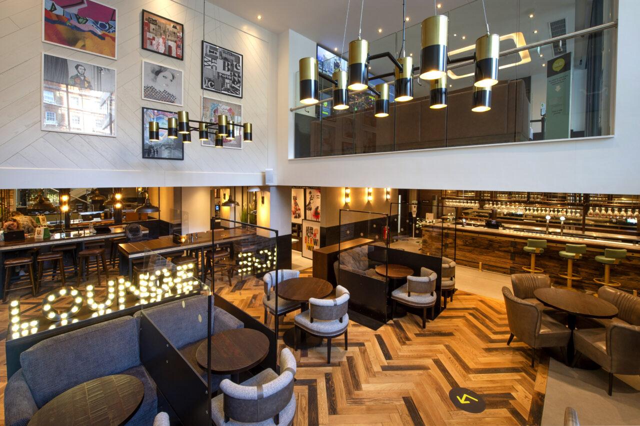 Atrium London Soho Hub By Premier Inn